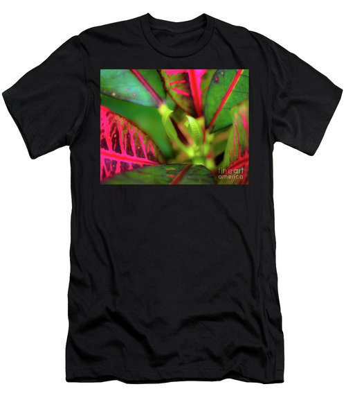Plants In Hawaii Men's T-Shirt (Athletic Fit)