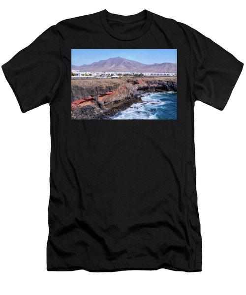 Playa Blanca - Lanzarote Men's T-Shirt (Athletic Fit)