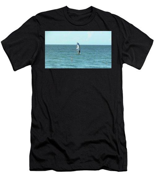 Playa Puntas Las Marias Men's T-Shirt (Athletic Fit)