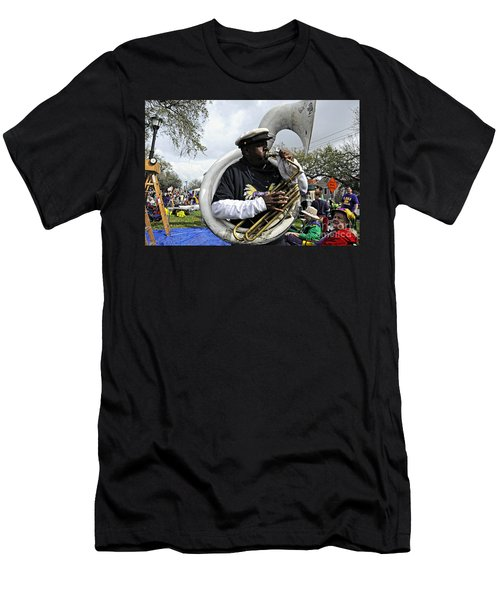 Playing To The Crowd Men's T-Shirt (Athletic Fit)