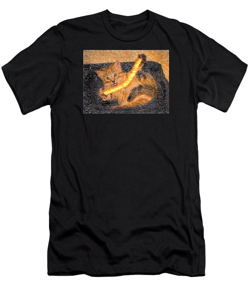Playing With Fire Men's T-Shirt (Athletic Fit)