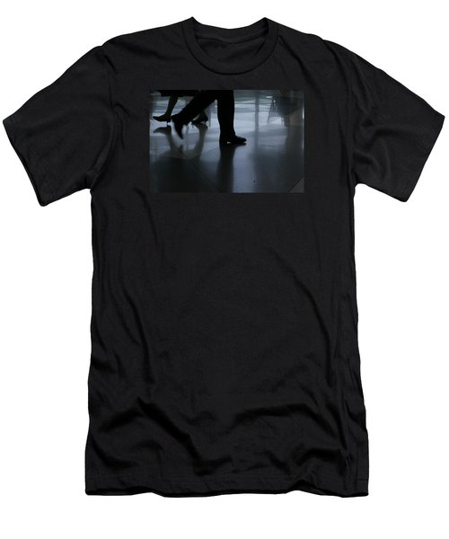 Men's T-Shirt (Athletic Fit) featuring the photograph Please Hurry by KG Thienemann