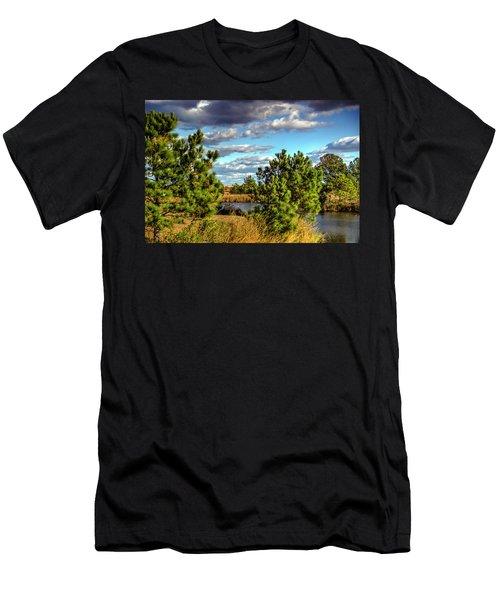 Pleasure House Point Natural Area  Men's T-Shirt (Athletic Fit)