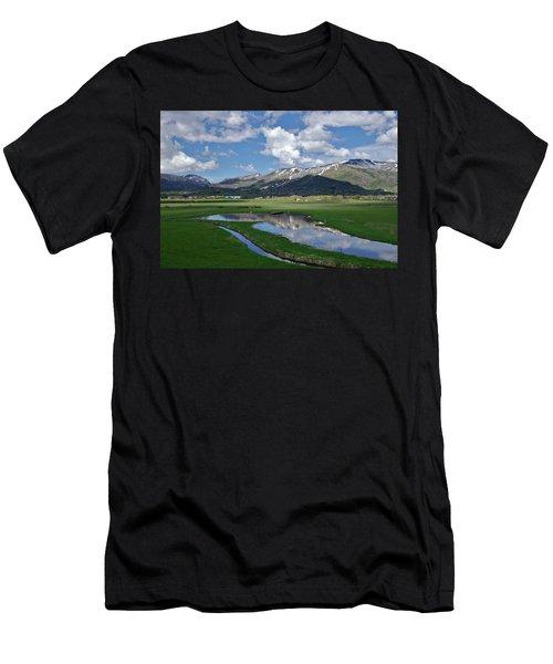 Plentiful Valley Men's T-Shirt (Athletic Fit)