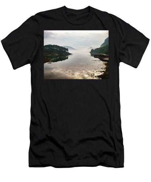 Plockton, Highlands, Scotland,  Men's T-Shirt (Athletic Fit)