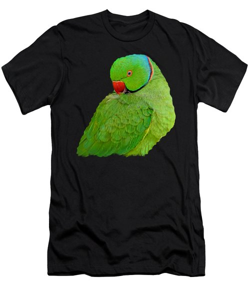 Plucking My Feathers Men's T-Shirt (Athletic Fit)