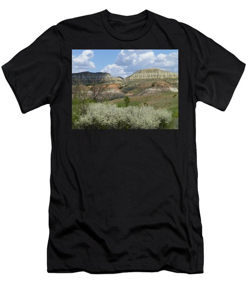 Plum Thicket Near The Burning Coal Vein Men's T-Shirt (Athletic Fit)
