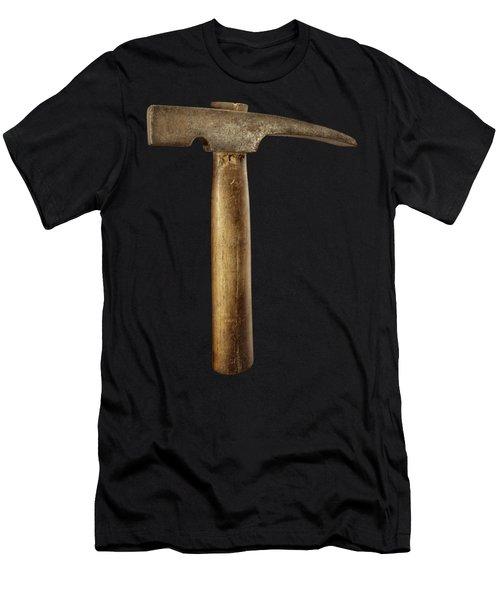 Plumb Masonry Hammer Men's T-Shirt (Athletic Fit)
