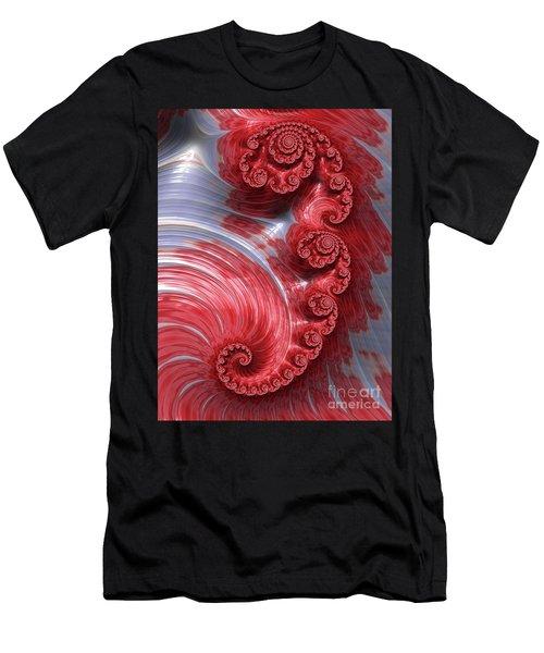 Poached Men's T-Shirt (Athletic Fit)