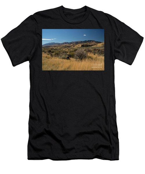 Pocatello Area Of South Idaho Men's T-Shirt (Athletic Fit)