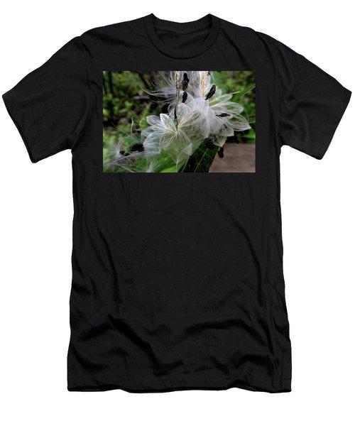 Pods Wide Open Men's T-Shirt (Athletic Fit)