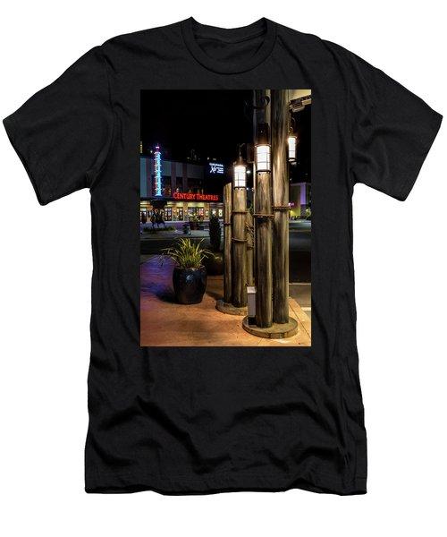 Point Ruston Lamps Men's T-Shirt (Athletic Fit)