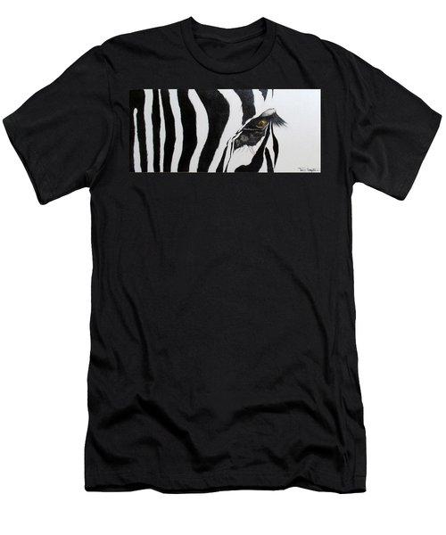Poker Face Men's T-Shirt (Athletic Fit)