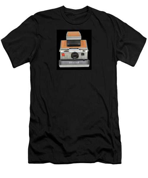 Polaroid Sx-70 Land Camera Men's T-Shirt (Athletic Fit)