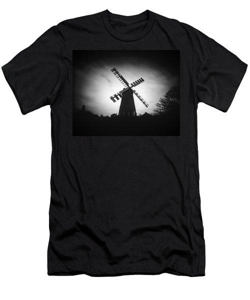 Polegate Windmill Men's T-Shirt (Athletic Fit)