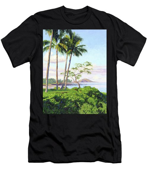 Polo Beach Men's T-Shirt (Athletic Fit)