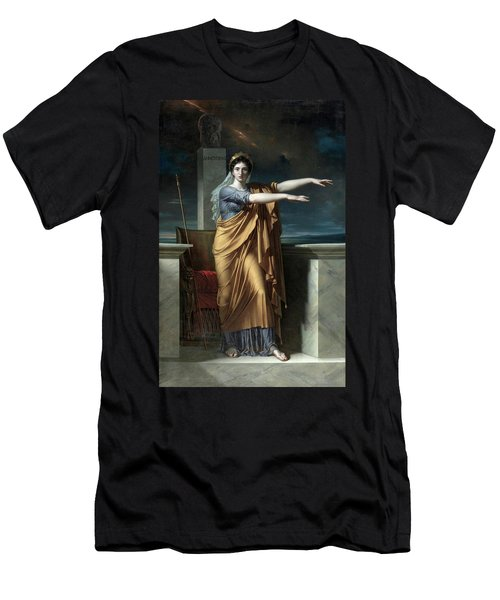 Polyhymnia, Muse Of Eloquence Men's T-Shirt (Athletic Fit)