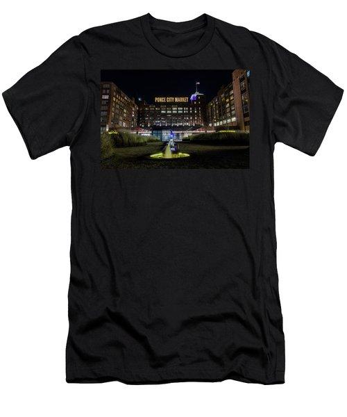 Ponce City Market Men's T-Shirt (Athletic Fit)