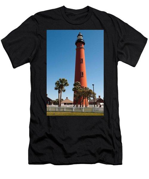 Ponce De Leon Inlet Light Men's T-Shirt (Athletic Fit)