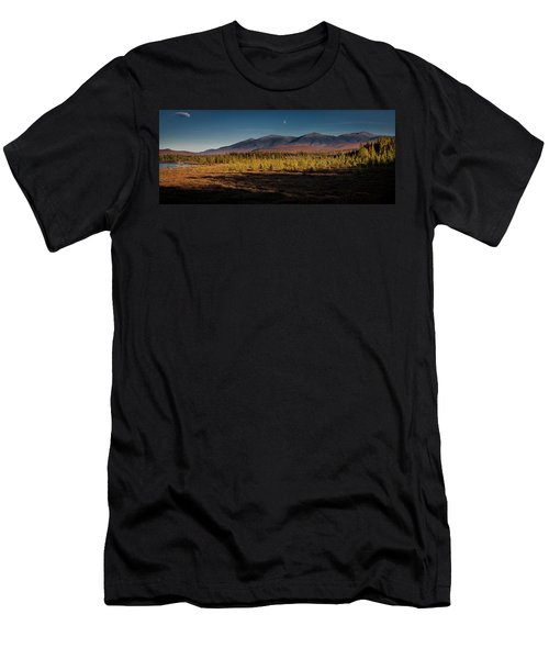 Pondicherry Wildlife Refuge Men's T-Shirt (Athletic Fit)