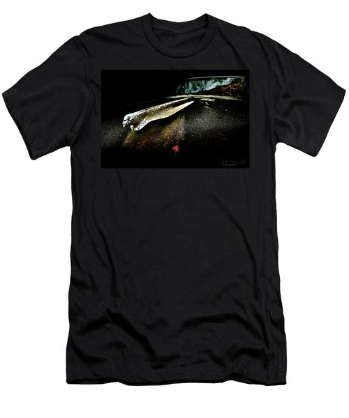 Men's T-Shirt (Athletic Fit) featuring the photograph Pontiac Emblem by Glenda Wright