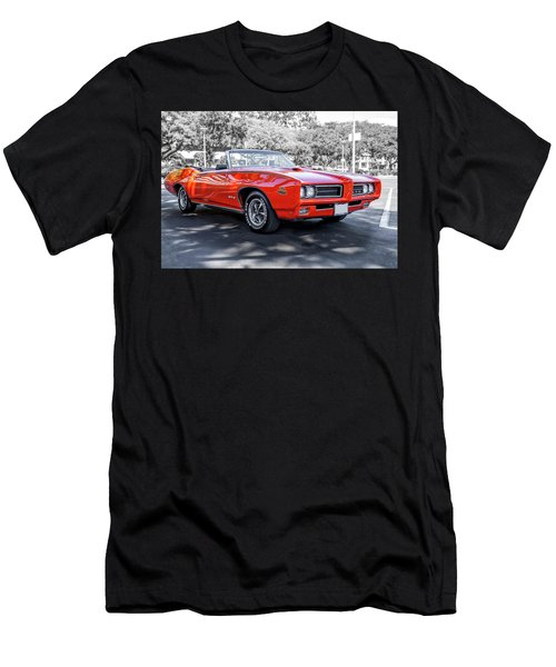 Pontiac G T O Judge Convertible Men's T-Shirt (Athletic Fit)