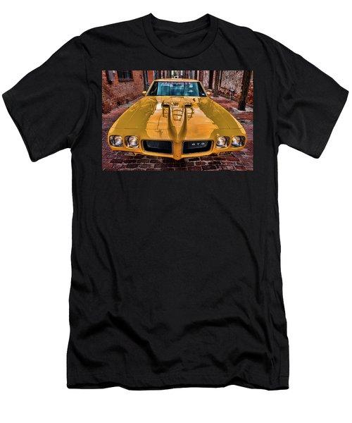 Pontiac Gto - The Judge Men's T-Shirt (Athletic Fit)