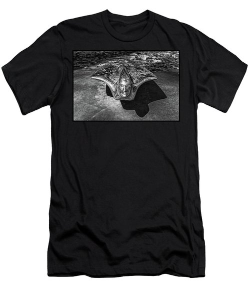 Pontiac Hood Ornament Men's T-Shirt (Athletic Fit)