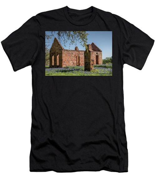 Pontotoc Ruins Men's T-Shirt (Athletic Fit)
