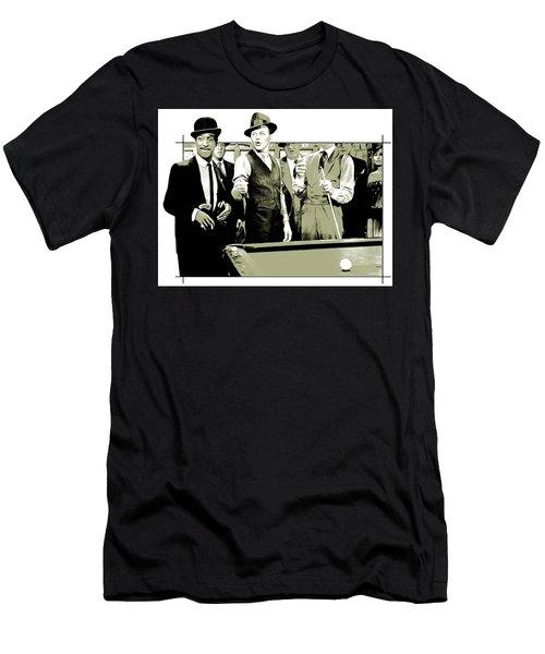Pool Sharks Men's T-Shirt (Slim Fit) by Greg Joens