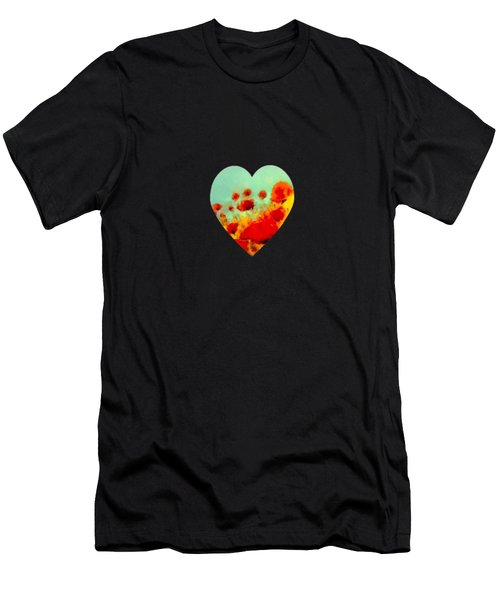 Poppy Time Men's T-Shirt (Athletic Fit)
