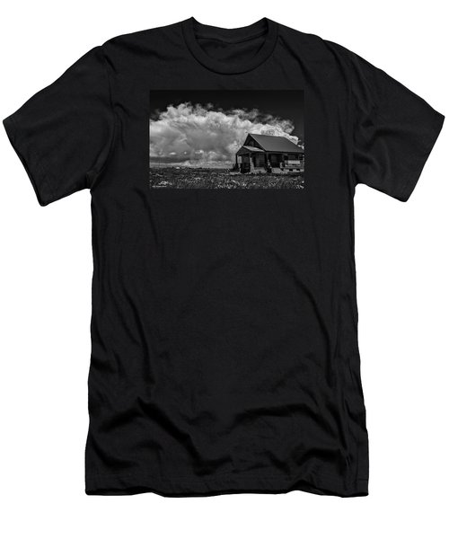 Porch View Men's T-Shirt (Athletic Fit)
