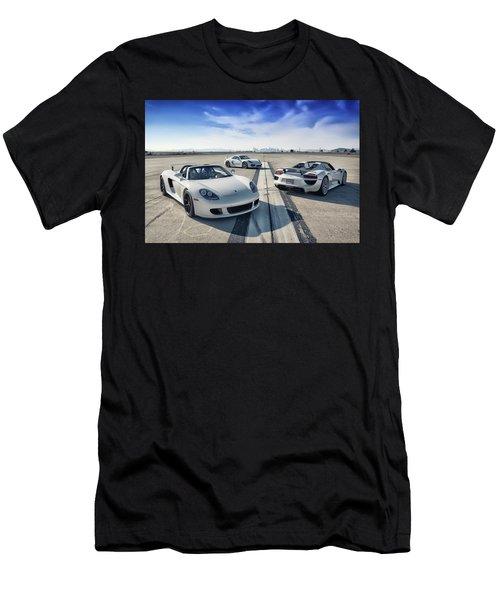 #porsche #carreragt,  #918spyder,  #cayman #gt4 Men's T-Shirt (Athletic Fit)