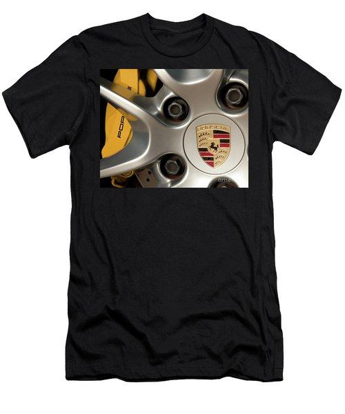 Porsche Wheel Detail #2 Men's T-Shirt (Athletic Fit)