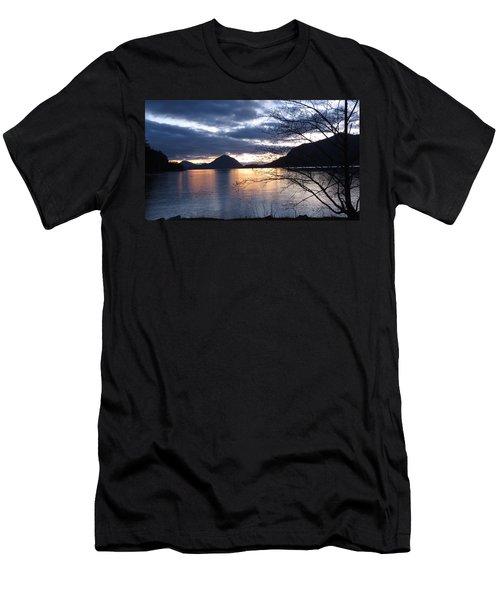 Port Eau Cove Men's T-Shirt (Athletic Fit)