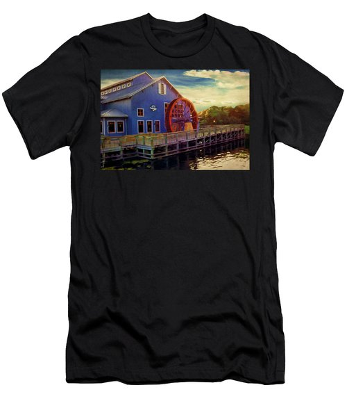 Port Orleans Riverside Men's T-Shirt (Athletic Fit)