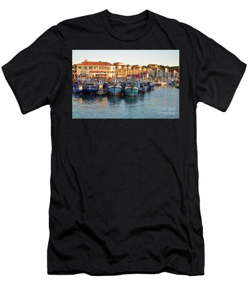 Port St. Francis Men's T-Shirt (Athletic Fit)
