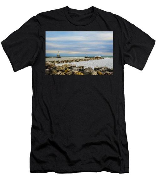 Port Washington Light 5 Men's T-Shirt (Athletic Fit)