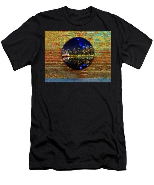Portal Men's T-Shirt (Athletic Fit)