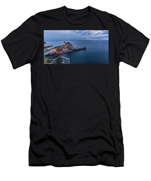 Portovenere Men's T-Shirt (Athletic Fit)