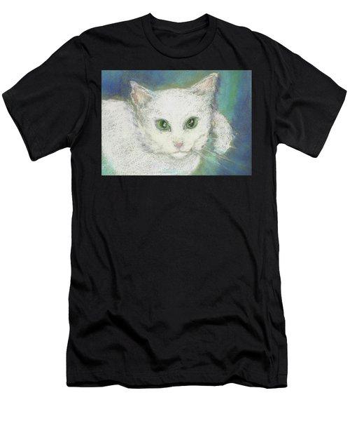 Portrait Of Misty Men's T-Shirt (Athletic Fit)