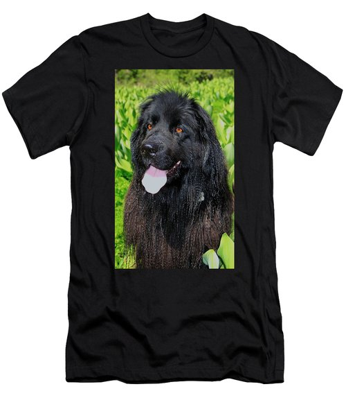 Men's T-Shirt (Athletic Fit) featuring the photograph Portrait Of Sierra by Sean Sarsfield