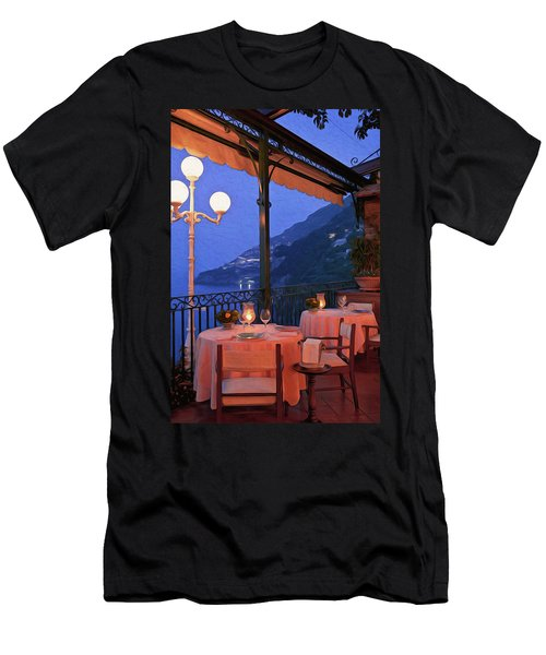 Positano, Beauty Of Italy - 05 Men's T-Shirt (Athletic Fit)