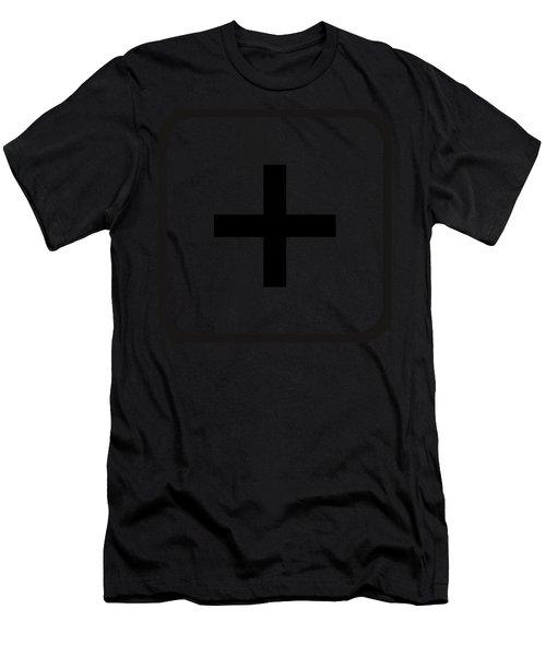 Positive Art Men's T-Shirt (Athletic Fit)