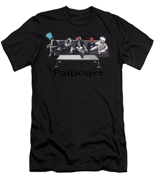 Pot Heads Men's T-Shirt (Athletic Fit)
