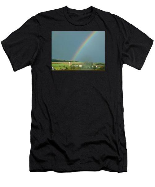 Pot Of Gold Men's T-Shirt (Athletic Fit)