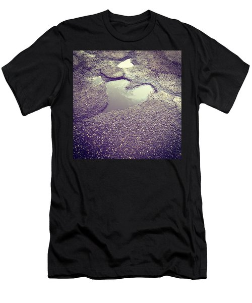 Pothole Love Men's T-Shirt (Athletic Fit)
