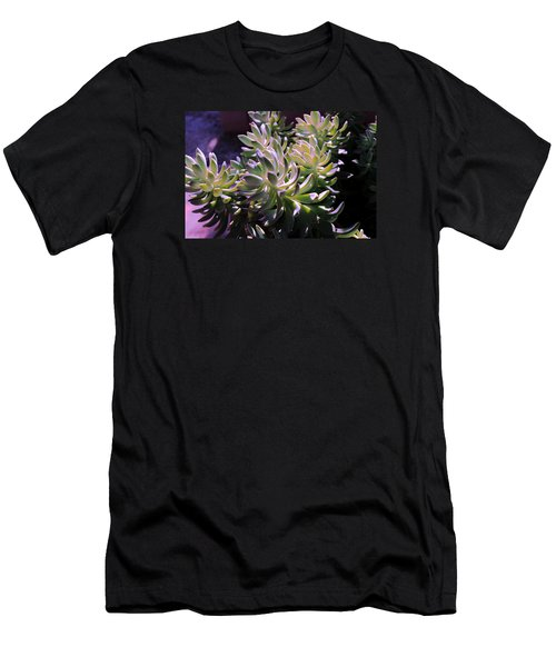 Men's T-Shirt (Slim Fit) featuring the photograph Potmates 4 by M Diane Bonaparte