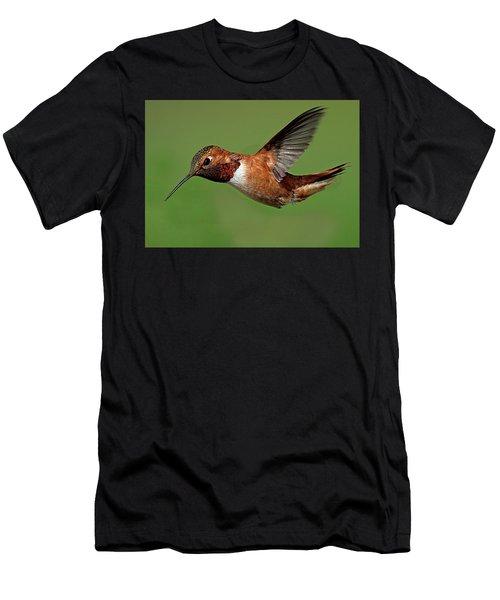 Potrait Men's T-Shirt (Athletic Fit)