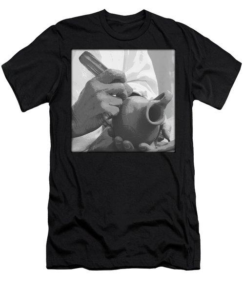 Pottery Men's T-Shirt (Athletic Fit)